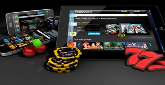 Mobiilikasinot Playtech-ohjelmistolla